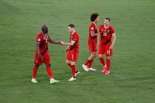 Bufera sul Belgio prima dell'Italia: calciatori incontrano i familiari nonostante il divieto Uefa