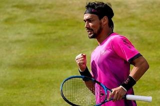 Esordio vincente per Fognini a Wimbledon: superato in tre set lo spagnolo Ramos Vinolas
