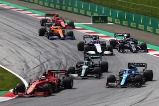 F1 2021, prove libere del GP Austria: a che ora e dove vederle