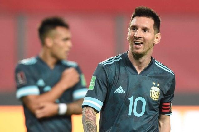 Qualificazioni Mondiali Sudamerica stanotte in TV: Argentina-Cile dove vederla