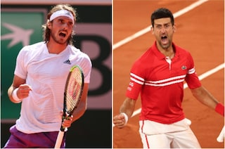 Djokovic-Tsitsipas è la finale dei Roland Garros 2021, quando si gioca e dove vederla