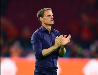 Frank De Boer lascia la panchina dell'Olanda, è ufficiale: decisiva l'eliminazione dagli Europei