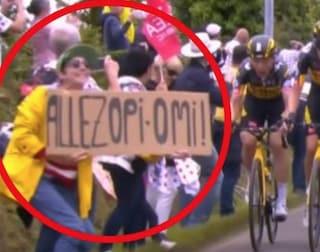 Arrestata la spettatrice che ha causato la maxi-caduta al Tour de France: era sparita da 4 giorni