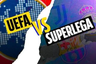 """Champions noiosa"": il documento di Juve, Real e Barça ai parlamentari europei sulla Superlega"