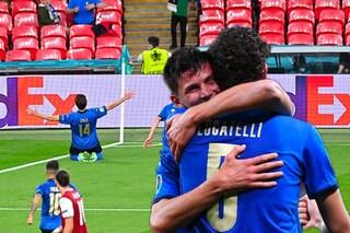 Italia infinita! Chiesa e Pessina ci portano ai quarti: Austria eliminata ai supplementari