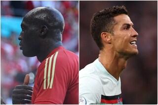 Chi vince Belgio-Portogallo, la sfida dai numeri stellari di Lukaku e Cristiano Ronaldo