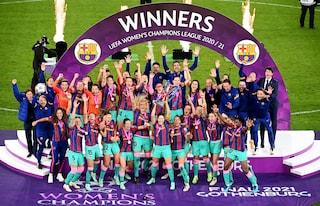 La Champions League femminile in chiaro e gratis: svolta storica con la partnership DAZN-YouTube