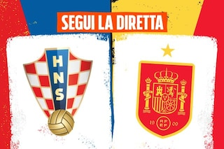 Croazia-Spagna Europei 2021, 3-5 risultato finale dopo i supplementari: la Roja vola ai quarti