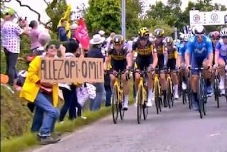 Tour de France, cosa rischia la spettatrice ricercata per aver provocato la caduta