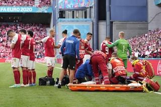Eriksen e i medici che gli hanno salvato la vita invitati speciali alla finale degli Europei