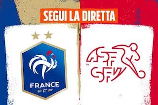 Europei 2021, Francia-Svizzera 7-8 risultato finale: Mbappé sbaglia il rigore decisivo