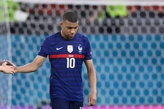 Mbappé sbaglia il rigore decisivo condanna la Francia e chiude l'Europeo con zero gol