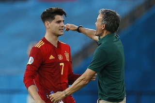 Gli strani Europei di Morata, il calciatore più amato e detestato della Spagna
