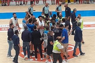 Il Napoli Basket promosso in Serie A1: la massima serie mancava dal 2008