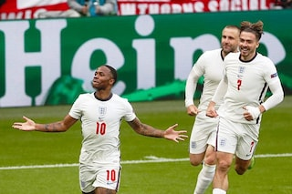 Grealish ispira, Sterling e Kane portano l'Inghilterra ai quarti di EURO 2020: Germania battuta 2-0