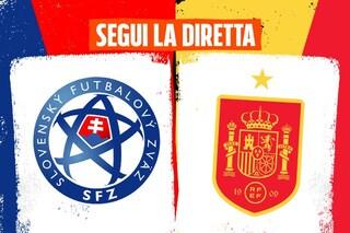 Europei 2021, Slovacchia-Spagna 0-5 risultato finale: festival del gol a La Cartuja