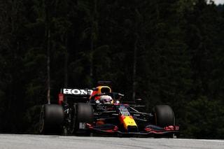 Formula 1, prove libere 1 del GP di Stiria: Verstappen il più veloce, Leclerc 10° precede Sainz