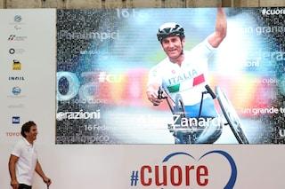 """Come sta oggi Zanardi dopo l'incidente di un anno fa: """"Mai persa la speranza"""""""