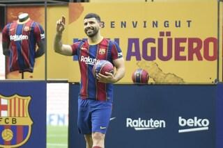 Pur di giocare nel Barcellona con Messi, Aguero pronto a sottoporsi a una cura sperimentale