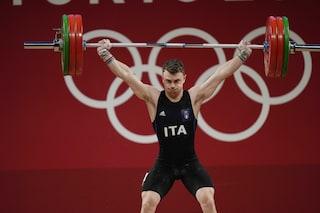 Mirko Zanni è medaglia di bronzo nel sollevamento pesi: battuto anche il record italiano