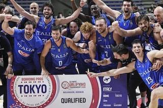 """Finita l'attesa olimpica, l'Italbasket sfida la Germania: """"Dovrà essere tutto perfetto"""""""