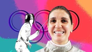 """Arianna Errigo a Fanpage: """"Il segreto della scherma italiana sono i maestri, i migliori al mondo"""""""
