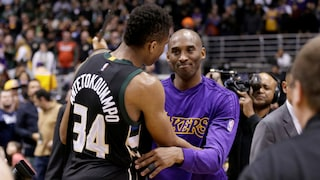 Kobe Bryant aveva dato una missione a Giannis: 757 giorni dopo l'ha completata