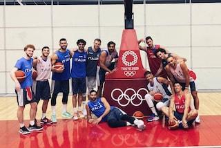 Italia-Germania di basket alle Olimpiadi: orario e dove vederla in TV e streaming su Rai e Discovery+