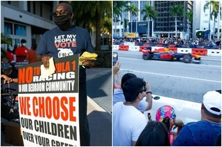 """""""Non c'è razzismo dietro al GP di Miami di F1"""": archiviato il caso di discriminazione razziale"""