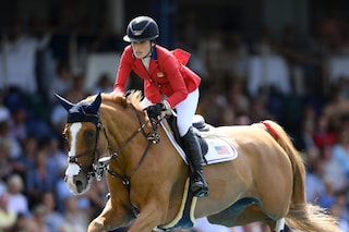 Jessica Springsteen, la figlia di Bruce parteciperà alle Olimpiadi di Tokyo