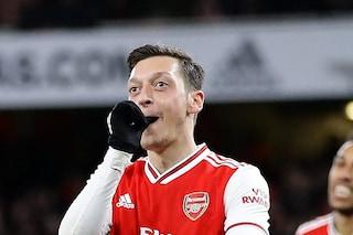 L'incredibile pagamento finale dell'Arsenal a Ozil: 19 milioni versati ieri sul suo conto