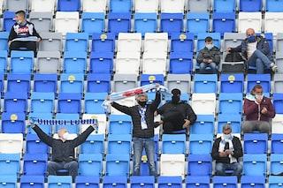 Il Governo verso la riapertura del pubblico negli stadi al 50% per la Serie A 2021/22