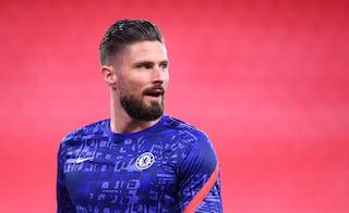 Milan, accordo con il Chelsea per Giroud: il bomber giovedì farà le visite mediche