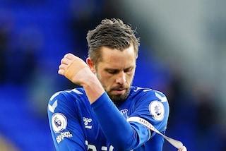 """""""Dite chi è il pedofilo"""": i giocatori dell'Everton vogliono che sia fatto il nome di Sigurdsson"""