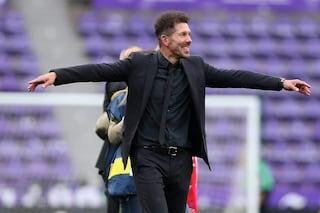 Simeone, la promessa all'Inter può attendere: ufficiale il rinnovo con l'Atletico Madrid
