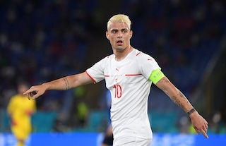 Xhaka alla Roma e già a disposizione di Mourinho: si sblocca l'affare con l'Arsenal