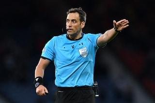Fernando Rapallini quarto uomo di Belgio-Italia: perché c'è un arbitro argentino agli Europei