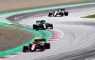 F1 2021, GP Austria a Spielberg: a che ora e dove vederlo su TV8 e Sky