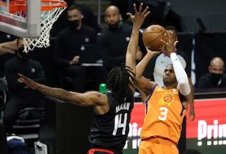 La prima volta di Chris Paul, trascina i Phoenix Suns alle Finals NBA dopo 28 anni