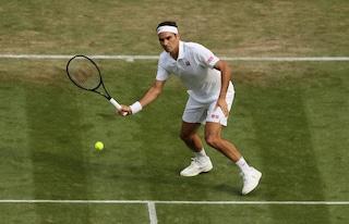 Federer supera Gasquet: sfiderà l'ostico Norrie ai sedicesimi di Wimbledon