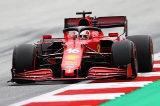 F1, prove libere 1 GP Austria: Ferrari protagonista. Solo Verstappen più veloce di Leclerc e Sainz