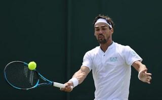 Troppo Rublev per Fognini: l'azzurro eliminato ai sedicesimi di Wimbledon