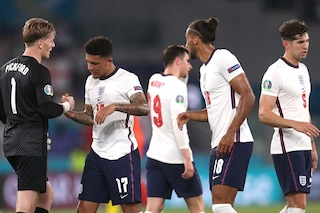 """""""It's coming home"""", l'Inghilterra vola agli Europei con una difesa di ferro e tante stelle"""