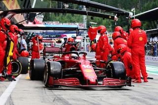 Lo strano caso della Ferrari: migliora senza toccare la macchina