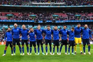 """L'inno di Mameli ora fa impazzire i tifosi di tutto il mondo: """"Così l'Italia parte già 1-0"""""""