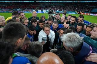 """""""Gli Europei non si vincono dominando"""": Mancini spiega come battere l'Inghilterra in finale"""