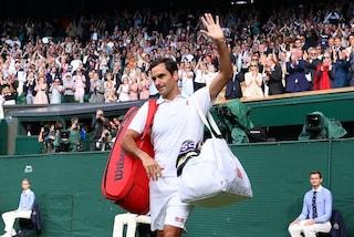 Federer si ritira dalle Olimpiadi: l'annuncio spaventa i tifosi