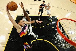 NBA Finals: Antetokounmpo leggendario, ma vincono i Phoenix Suns e si portano sul 2-0