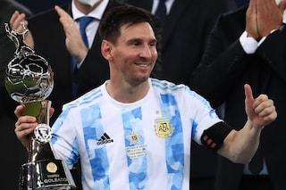 """Il Pallone d'Oro sarà di Leo Messi: """"Perdere contro il migliore di sempre non è un dispiacere"""""""