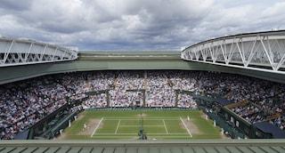 Incubo combine a Wimbledon: scommesse sospette su due partite maschili